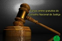 Conselho Nacional de Justiça (CNJ) oferece diversos cursos online gratuitos