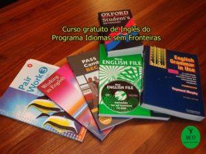 Curso gratuito My English Online do Programa Idiomas sem fronteiras